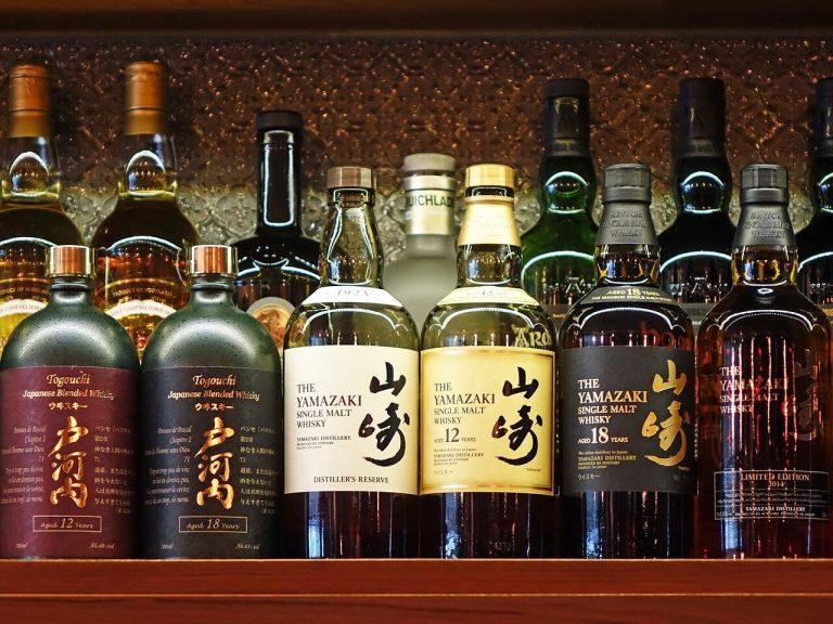 Mejor whisky japonés